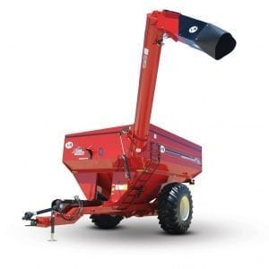 J&M 812 Grain Cart
