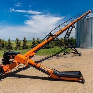 Batco 1590 Swing Away Conveyor