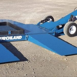 Burchland Drive Over Hopper Hydraulic