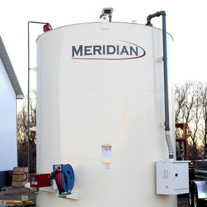 Meridian Single Wall Fuel Tanks