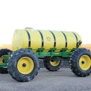 Yetter All Wheel Steer Cart